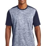 branded apparel trends heathered polo